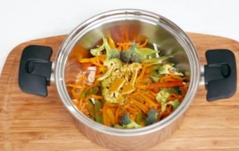Vegetable Spice Blend by Nutra Ease Cookware