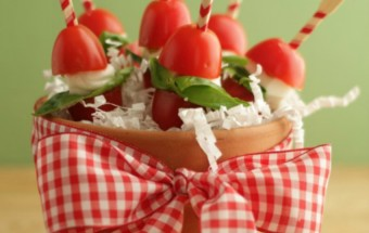 Caprese Salad Bites by Nutra Ease