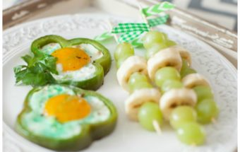 Nutra Ease Green Bell Pepper and Eggs 2