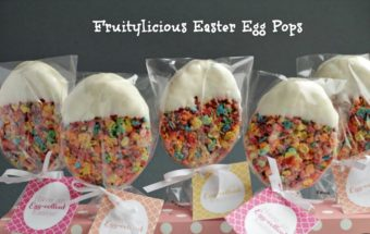 Fruitylicious Easter Egg Pops Nutra Ease