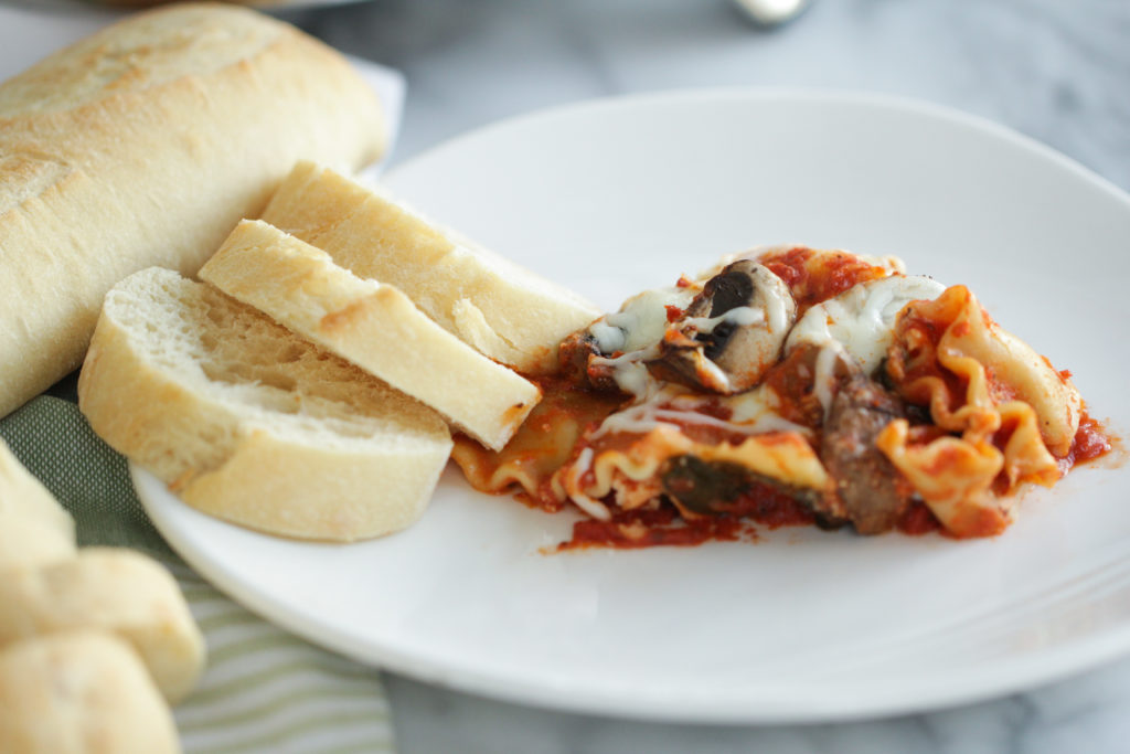 Nutra Ease Electric Skillet Lasagna Recipe
