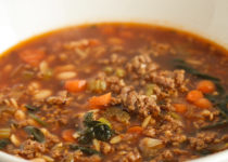 Joe Rego's Italian Wedding Soup